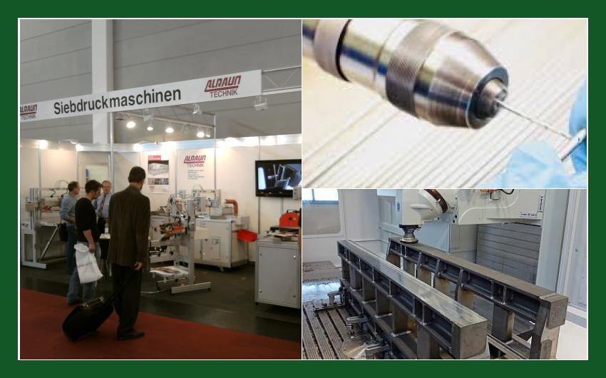 Alraun Maschinenbau GmbH  CNC-Lohnfertigung  Staig-Steinberg, Senden, Weißenhorn, Ulm