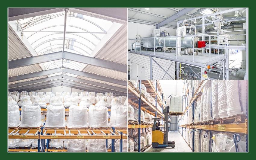 IBU-tec advanced materials AG - Spezialist für Lohnfertigung in Weimar, Nohra, Bitterfeld-Wolfen