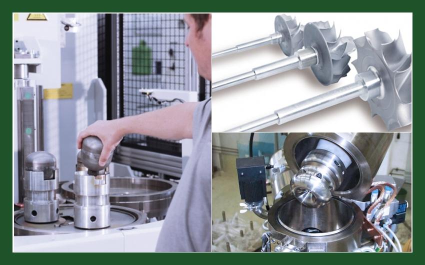PTR Strahltechnik GmbH - professionelle Lohnfertigung für den Weltmarkt