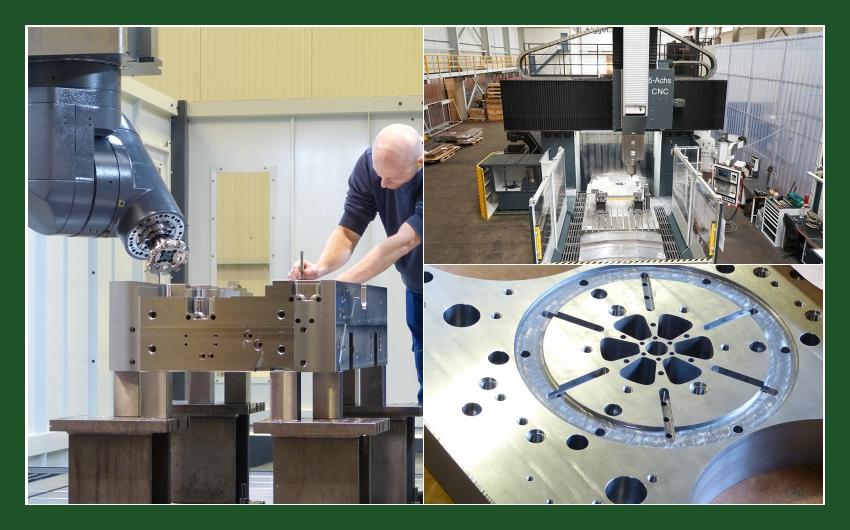 RSB Rationelle Stahlbearbeitung GmbH & Co. KG - Spezialist für Lohnfertigung aus Krayenberggemeinde OT Merkers nahe Kassel, Erfurt, Göttingen