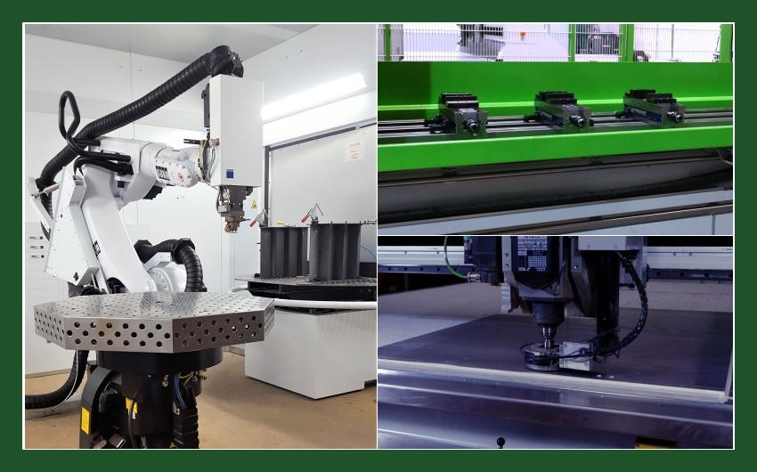SITEC GmbH - professionelle Lohnfertigung in Weißenbrunn, Erfurt, Nürnberg, Dresden
