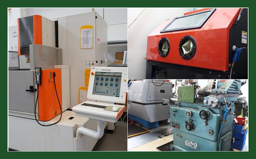 Britsch Spannzeuge GmbH Lohnfertigung Pforzheim, Karlsruhe, Bretten
