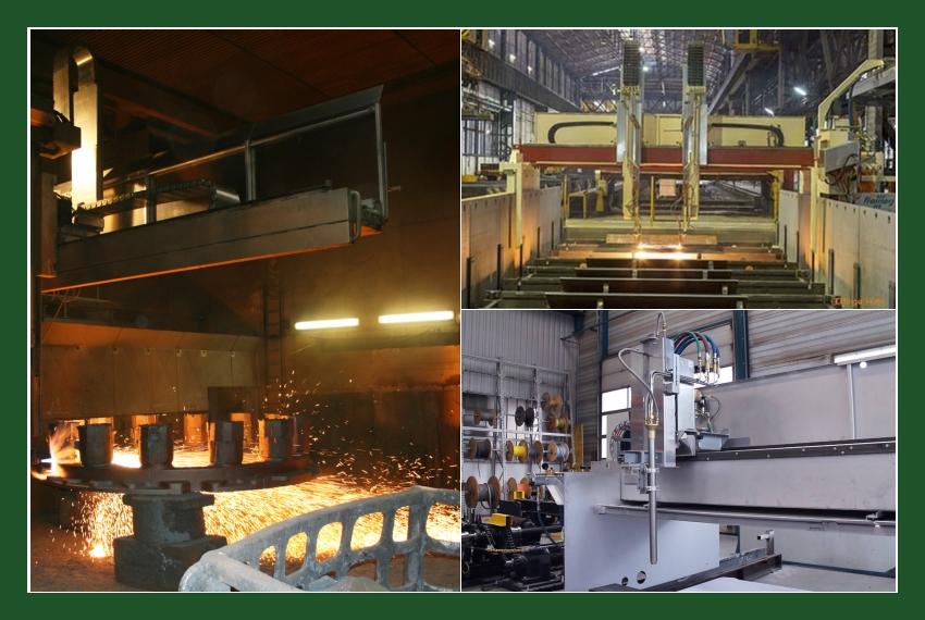framag Industrieanlagenbau GmbH  Lohnfertigung  Frankenburg weltweit